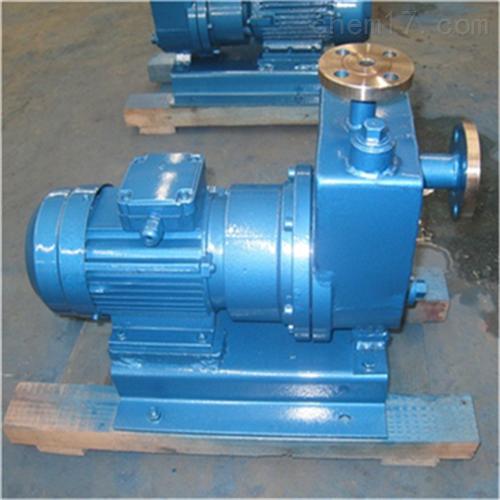 自吸式磁力驱动泵