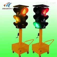 太阳能移动红绿灯(3联灯)