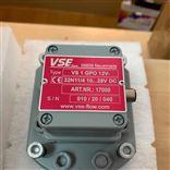 威仕VSE流量计 VS 0.02 GPO12V 32N11/4现货
