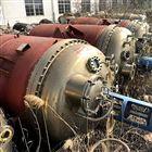 回收公司/不锈钢反应釜回收价格