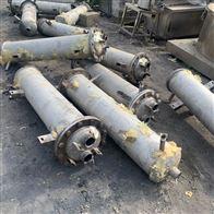 多种10平方不锈钢日本进口列管式冷凝器