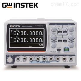 GPE-1326C/GPE-2323C/GPE-3固纬GPE-系列多路输出可调直流线性稳压电源