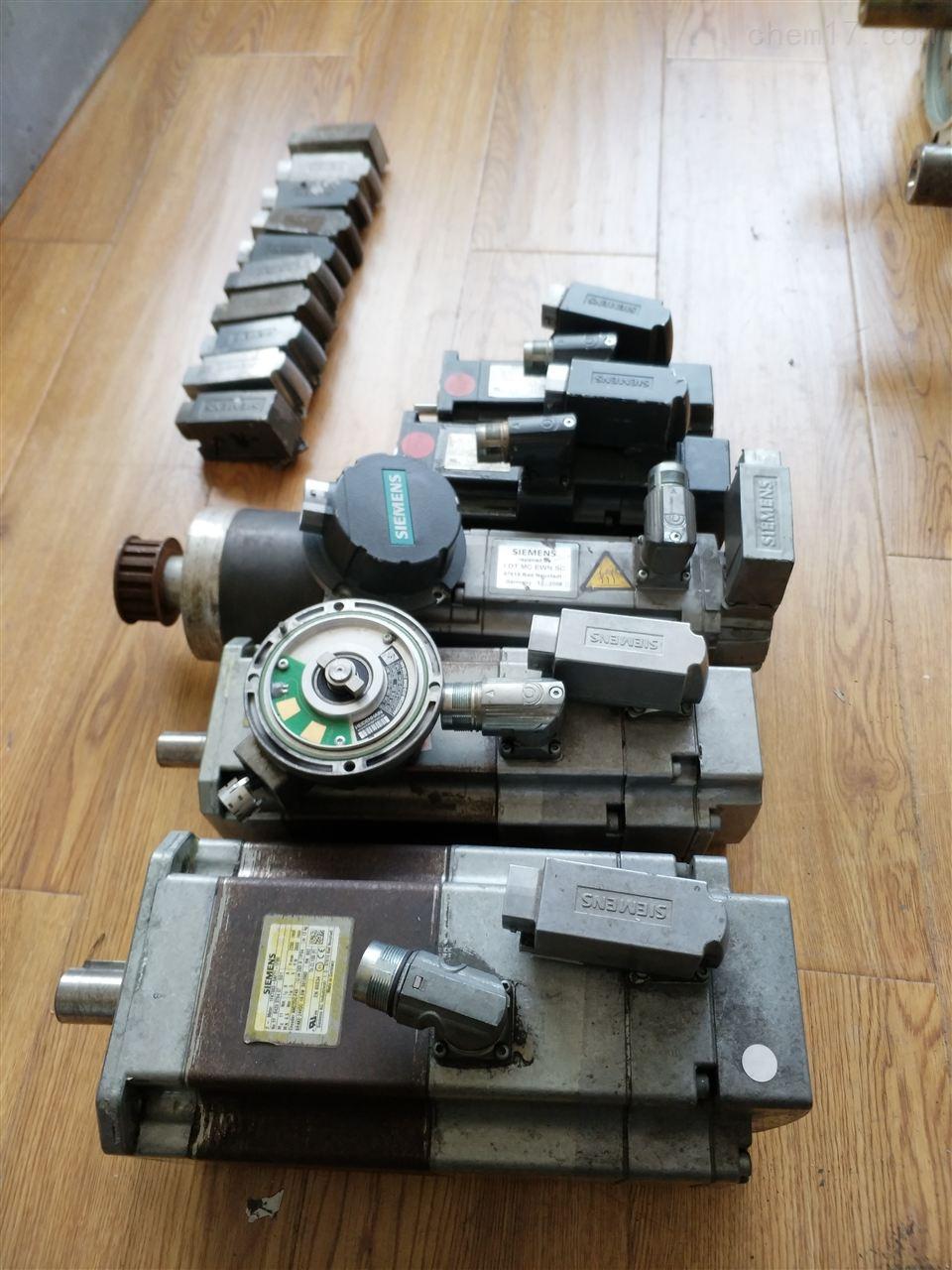 山东西门子电机维修更换编码器故障-当天可以修好