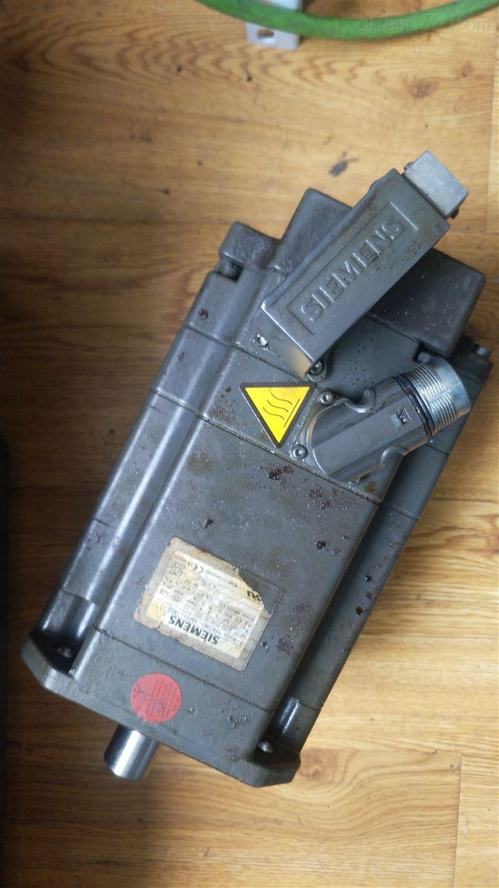 立车西门子电机维修更换编码器故障-当天可以修好