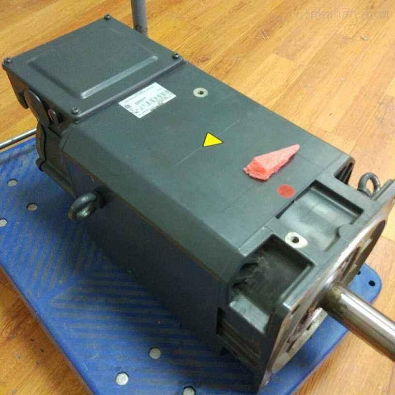 钢厂西门子伺服电机维修更换编码器故障-当天可以修好