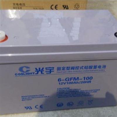 6-GFM-100C 12V100AH光宇蓄电池6-GFM-100C 12V100AH UPS专用