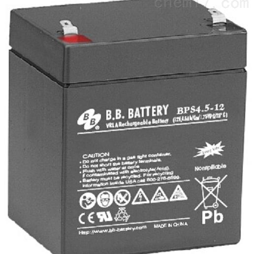台湾BB蓄电池BPS4.5-12报价