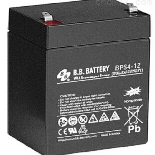 台湾BB蓄电池BPS4-12销售报价
