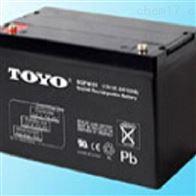 12V80AH东洋蓄电池6GFM80直流电源