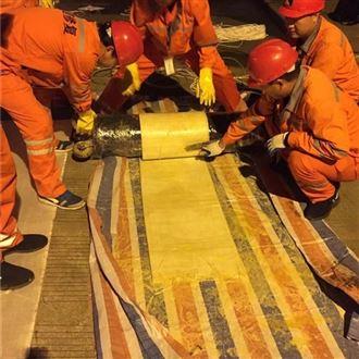 非开挖管道局部修复树脂固化工艺技术