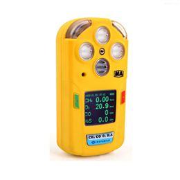 CD4矿用第二代四合一气体检测仪