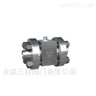 Q61/Q661/Q961焊接式球阀