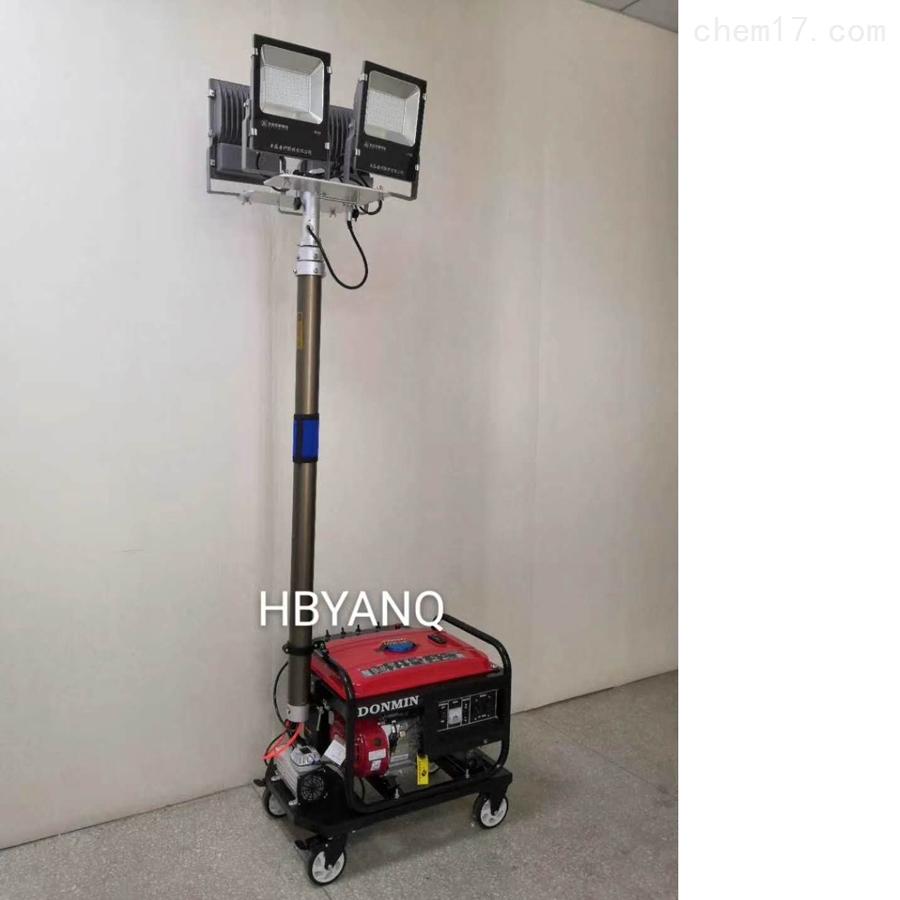 长庆HYP6184配发电机拖行移动泛光工作灯