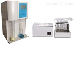 ST115B专业生产自动凯氏定氮仪粮油面粉分析