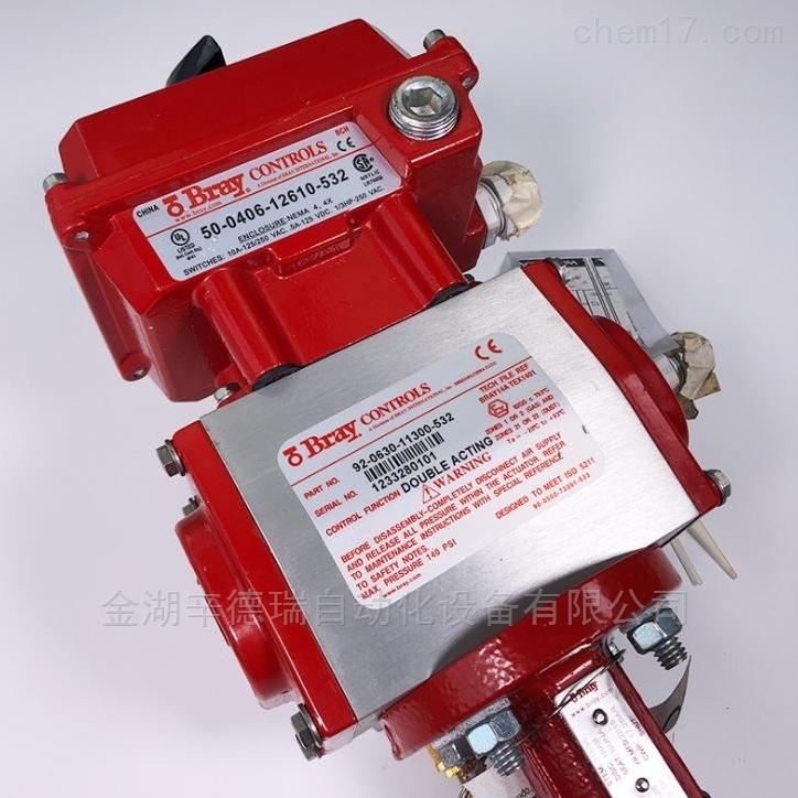 美国博雷Bray气动执行器原装正品