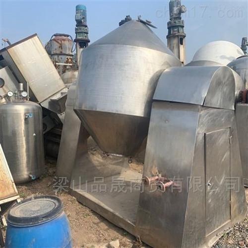 二手氟氢化钠双锥干燥机
