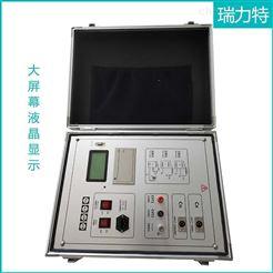 TPJS系列异频抗干扰介损测试仪