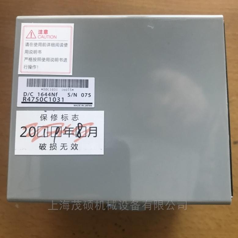 R4750C日本Azbil山武控制器温控器大量现货优势