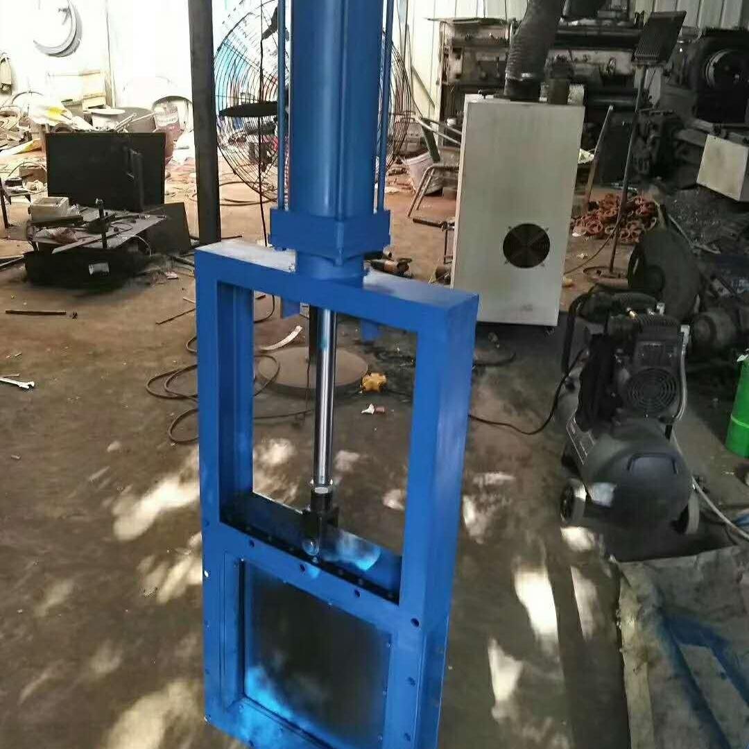 RM309密闭式斜插板阀质量保证