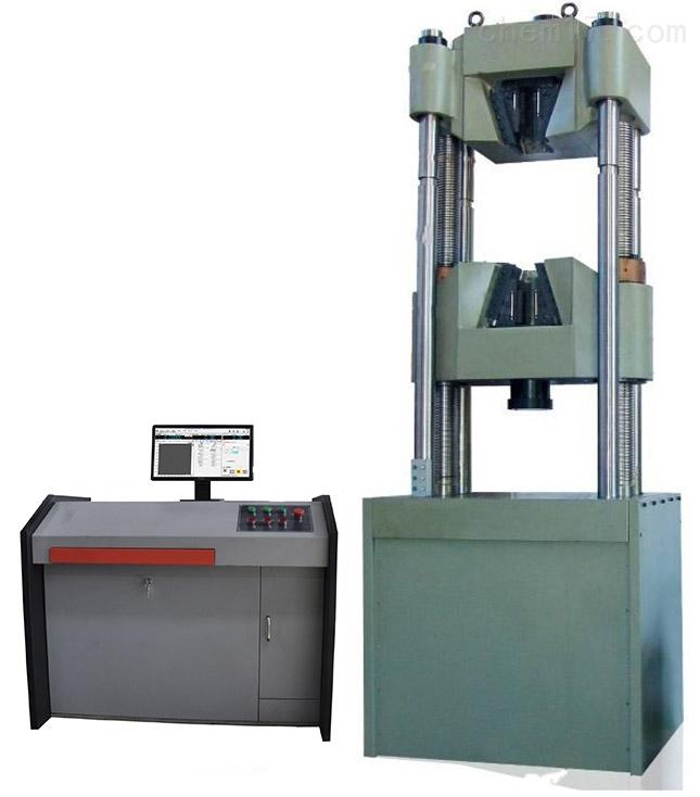 矿用锚杆屈服强度测试机