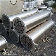 多种出售回收二手不锈钢列管冷凝器