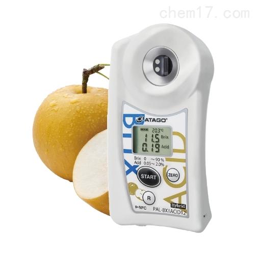 日本爱拓PAL-BX|ACID12梨子糖酸一体机