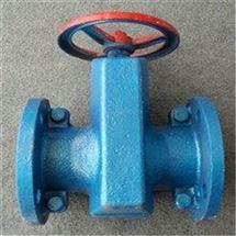 GJ41X铸铁管夹阀质量保证