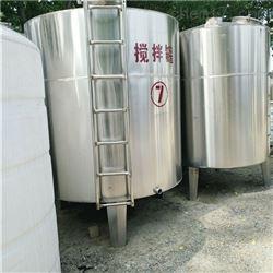 盛隆山东出售各种型号不锈钢储罐