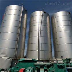 盛隆处理各种不锈钢立式 卧式储罐工业储罐