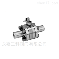 Q61F,Q61N对焊高压球阀