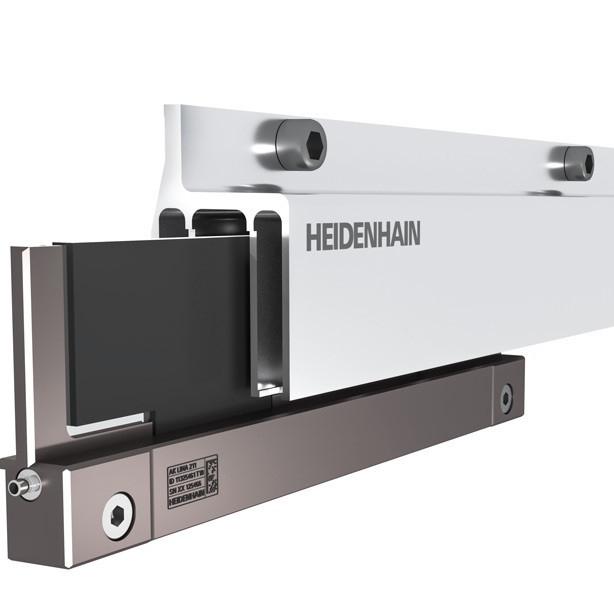 HEIDENHAIN海德汉敞开式直线光栅尺
