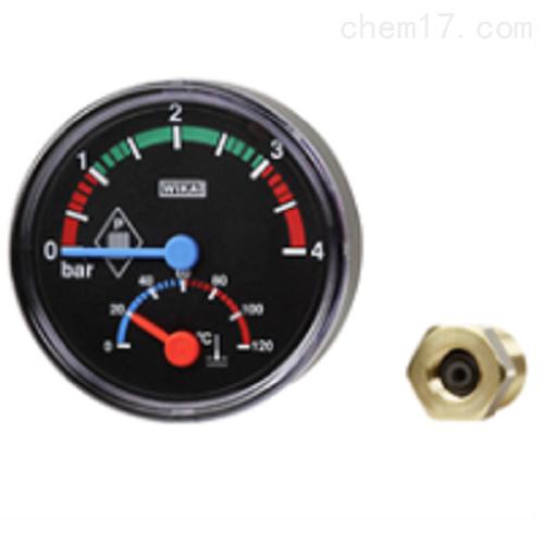 波登管压力表 Eco型 温度压力计 THM10