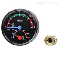 WIKA 威卡波登管压力表 Eco型 温度压力计 THM10