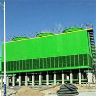 10 20 30 40 50 60吨可定制海南有填料玻璃钢冷却塔