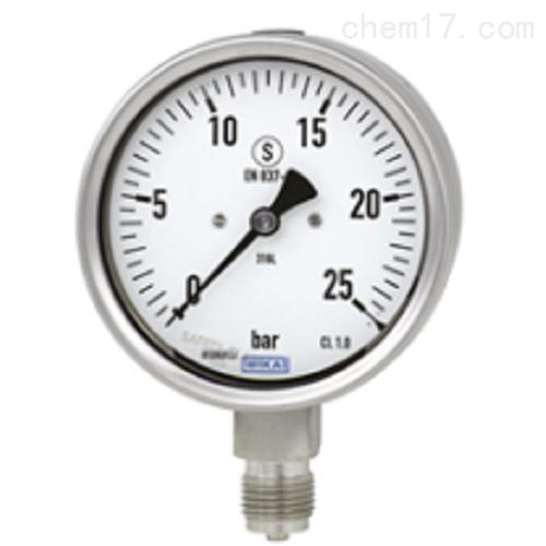 波登管压力表 安全型 232.50,233.50