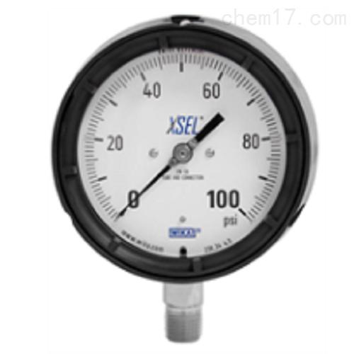 波登管压力表 安全型 232.34,233.34