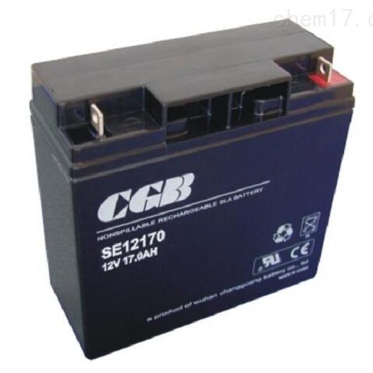 CGB长光蓄电池SE12170免维护