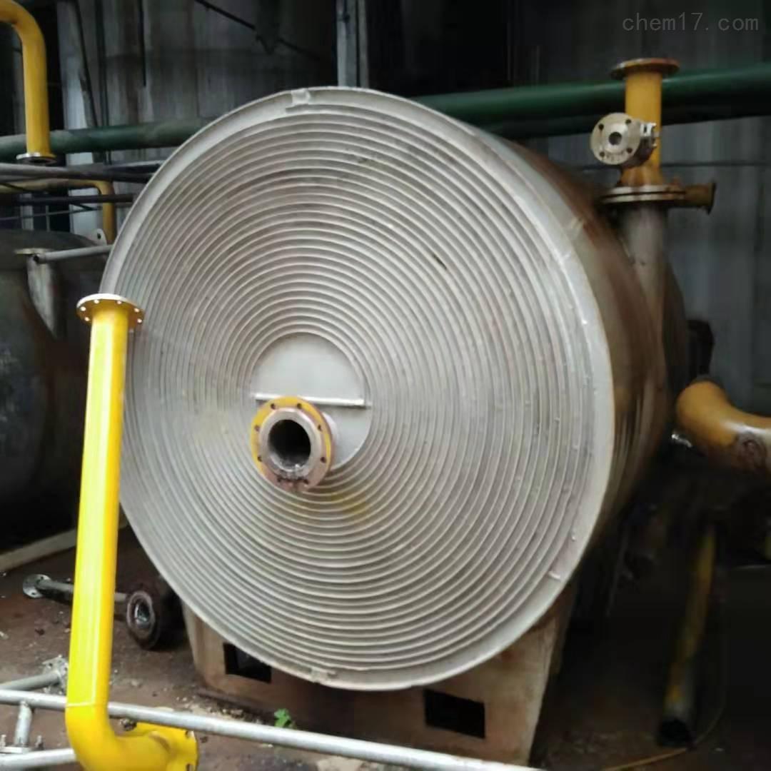 新到一批二手螺旋板换热器油水热交换器价格