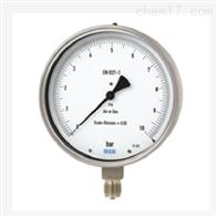 WIKA 威卡测试型压力表 不锈钢0.6级 332.50,333.50