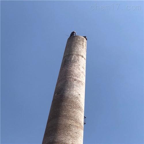 辉县市烟囱机械拆除公司