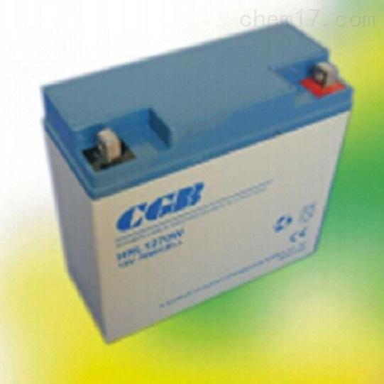 CGB长光蓄电池HRL1270W办事处