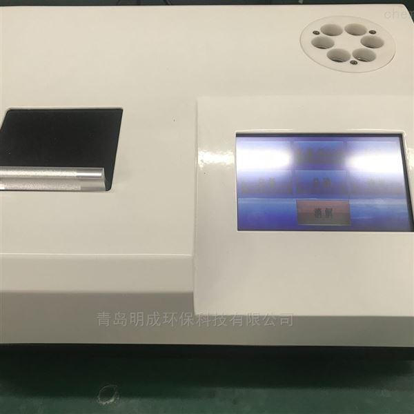 第八代单参数水质测定仪COD总磷总氮氨氮