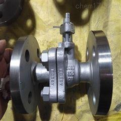Q41H-100P-20不鏽鋼硬密封球閥