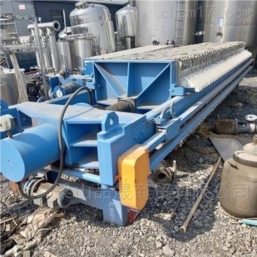 大量处理二手景津压滤机污泥脱水设备
