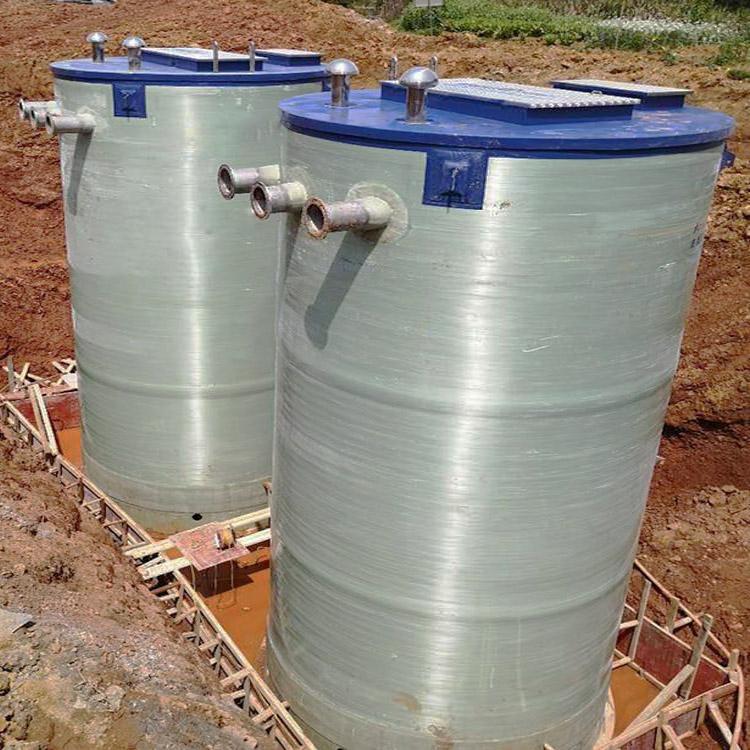 广西生活给水一体化泵站