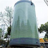 可定制忻州预埋式一体化泵站