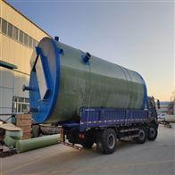 可定制阿拉善盟生活给水一体化泵站