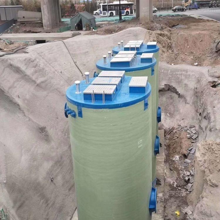 四平生活给水一体化泵站