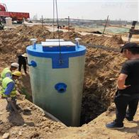 可定制四川一体化废水泵站