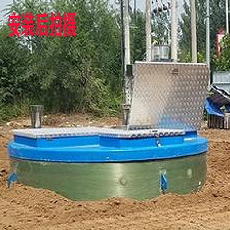 阜新雨水一体化泵站